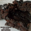 Slow Cooker Hot Fudge Brownies