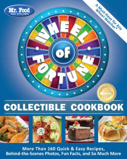 Wheel of Fortune Cookbook