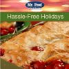 Mr Food HassleFree Holidays free eCookbook