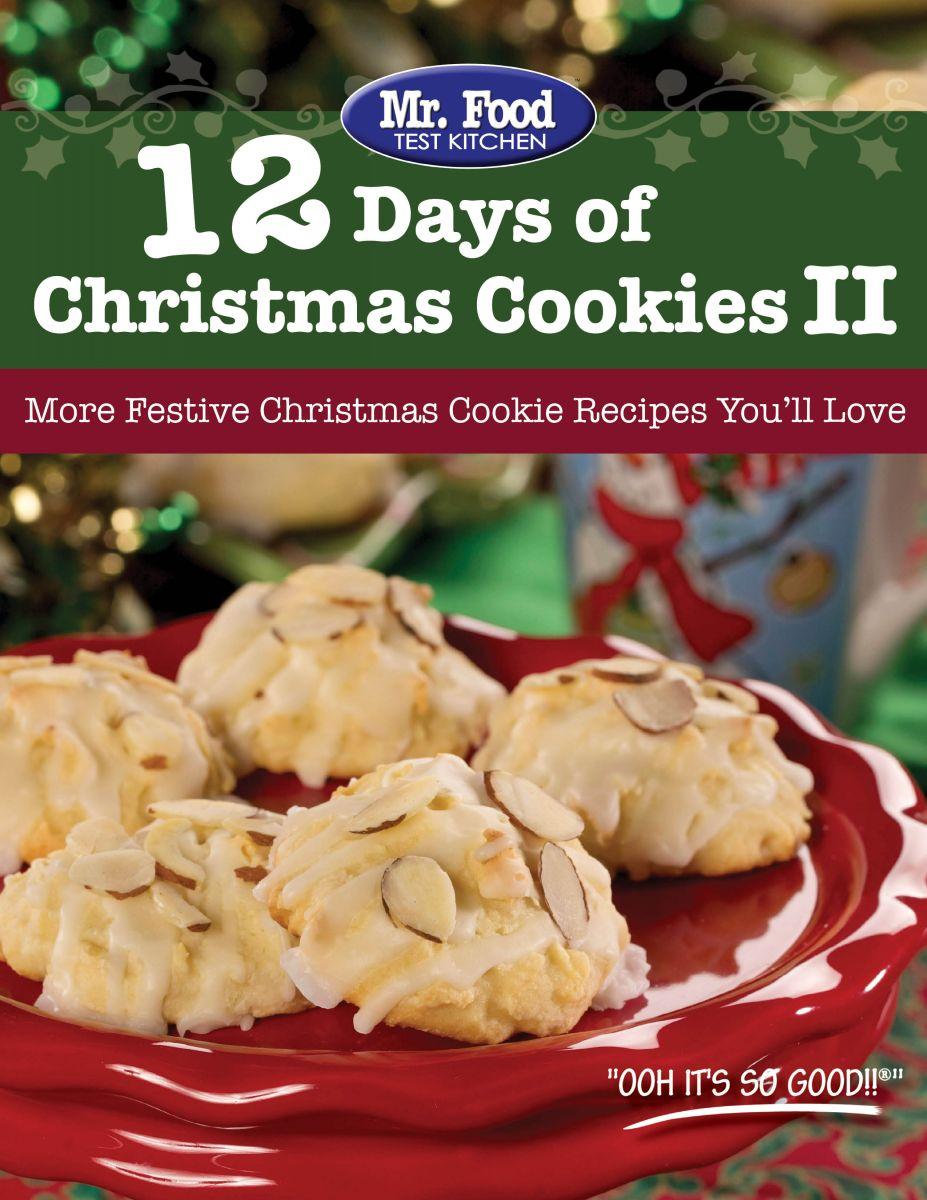 Mr Food Test Kitchen Christmas Cookies