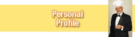 Mr. Food Professional Profile