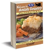 Welcome to Amish Country FREE eCookbook