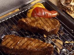 Bourbon Steak 08 01 07 RE Best Grilling Recipes for Fathers Day