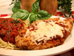 Breaded Chicken Varieties RE Thats Amore: Why Its Easy to Cook (and Love!) Italian Food