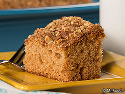 Country Lemon Coffee Cake
