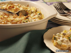 Crunchy Turkey Bake RE Free eCookbook: Blue Ribbon Casseroles: 23 Easy Casserole Recipes