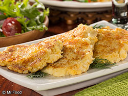 Cauliflower Griddle Cakes