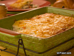 Golden Chicken Casserole RE Chicken Casseroles: Make More & Makeem Last