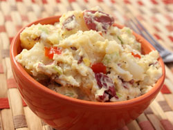 Homestyle Potato Salad RE Tasty July 4th Memories