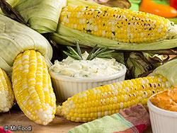 Husky Grilled Corn