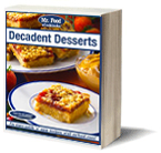 Mr. Food Decadent Desserts eCookbook