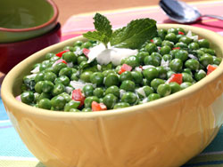Minty Pea Salad RE Spring Has Sprung! Top 10 Spring Recipes