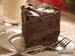 Old Fashioned Southern Chocolate Cake