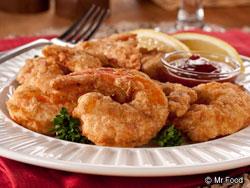 Perfect Fried Shrimp