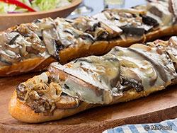 Portobello Steak Sandwich