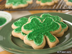 Saint Patricks Day Cookies RE Menu in a Minute: Quick Guide to St. Patricks Day