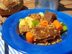 Savory Short Ribs 09 25 09 RE One Pot Meals: Less Pots in Your Sink & More Time in Your Day