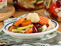 Shortcut Chow Chow Salad