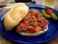 11 Tasty and Quick Easy Dinner Recipes - Sloppy Joes