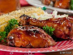 Two Step BBQ Chicken
