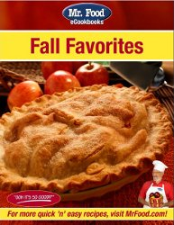 Mr. Food Fall Favorites free eCookbook