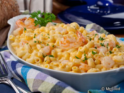 Shrimp Mac 'n' Cheese