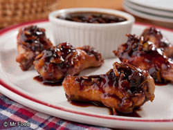 Sticky Finger Wings