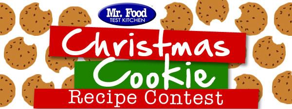 Christmas Cookie Recipe Contest